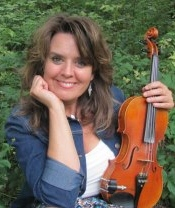 Michelle Bell the Fiddle Chic