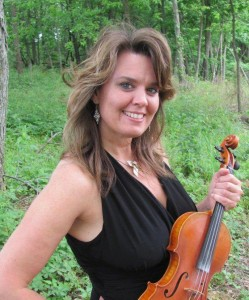 Michelle Bell the Violinist