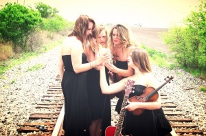 The Fiddle Chics ~ Bells